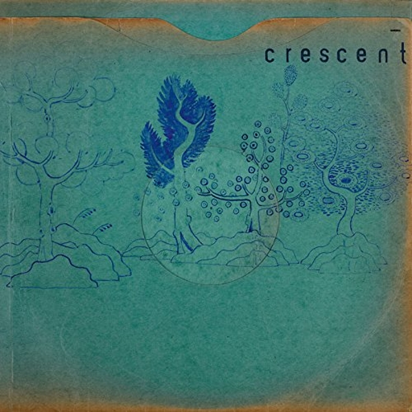 The Crescent - Resin Pockets Vinyl
