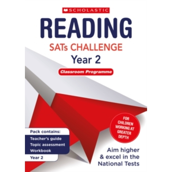 Reading Challenge Classroom Programme Pack (Year 2)