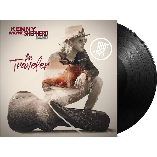 Kenny Wayne Shepherd - The Traveler Vinyl