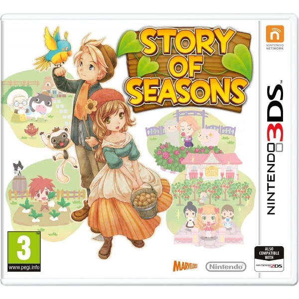 Story Of Seasons 3DS Game