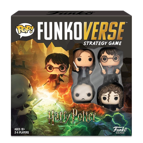 Harry Potter 100 Funkoverse Base Set