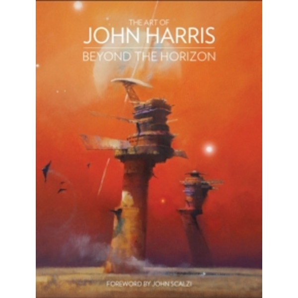 The Art of John Harris : Beyond the Horizon
