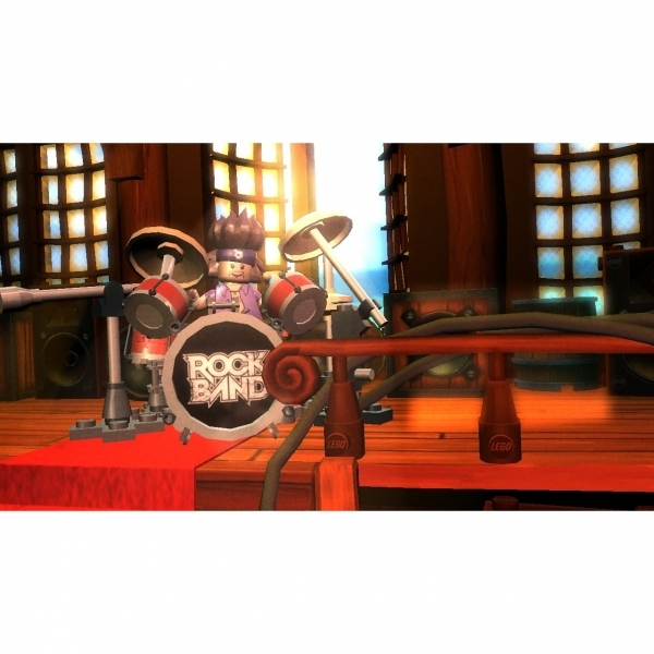 Lego Rock Band Game PS3 - Image 4