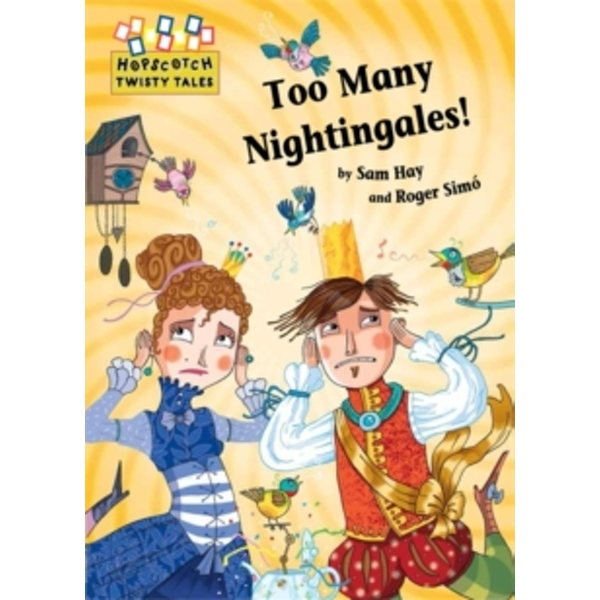 Too Many Nightingales! by Sam Hay (Paperback, 2016)