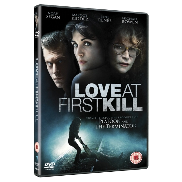 Love At First Kill DVD