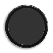 DEMCiflex Dust Filter 140mm Round - Black/Black