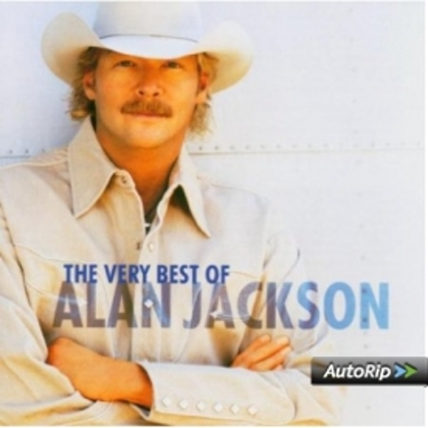 Alan Jackson - The Very Best Of Alan Jackson Music CD