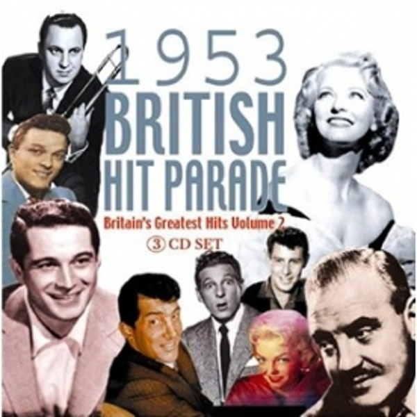 1953 British Hit Parade Vol. 2 CD