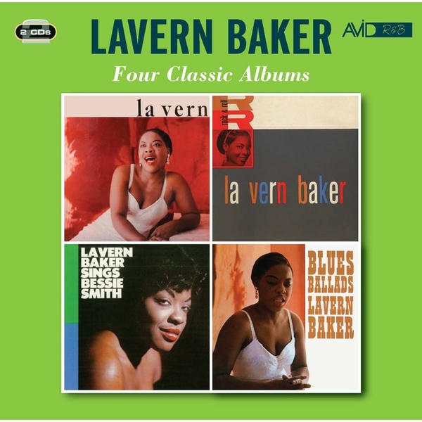 LaVern Baker - Four Classic Albums CD