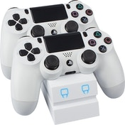 Venom Twin Docking Station White PS4