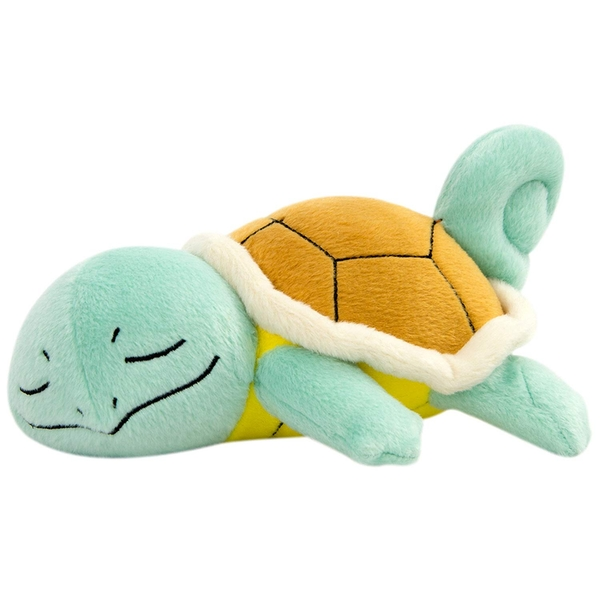 Pokemon Legacy - Sleeping Squirtle 8 Inch Plush