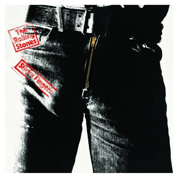 The Rolling Stones - Sticky Fingers CD