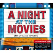 A Night At The Movies CD