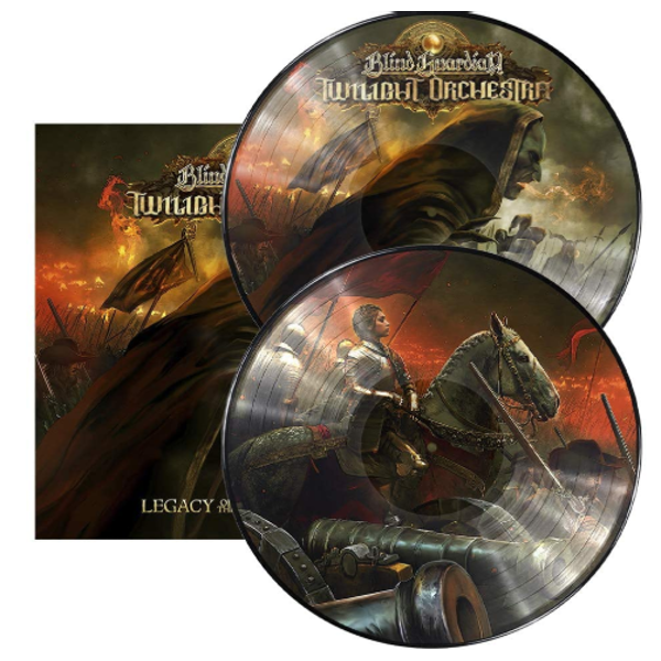 Blind Guardian Blind Guardian Twilight Orchestra - Legacy Of The Dark Lands (Picture Disc) Vinyl