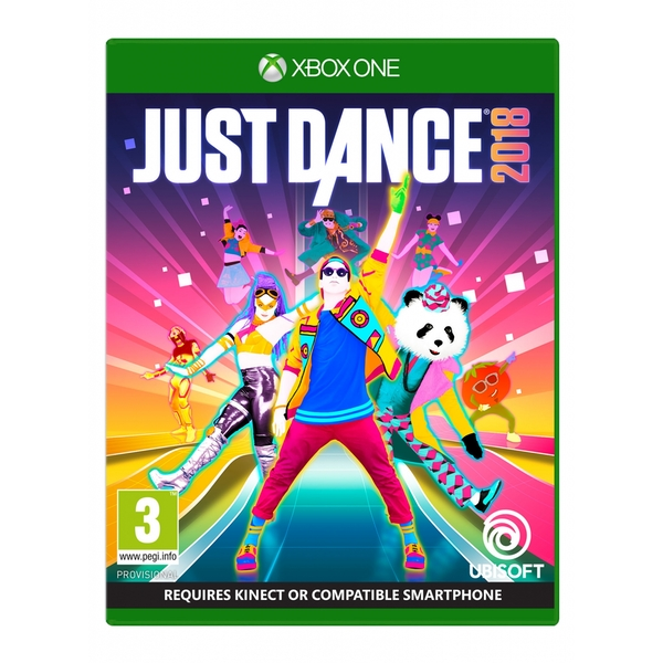 Just Dance 2018 Xbox One Game - Image 1