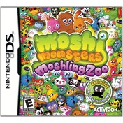 Moshi Monsters Moshling Zoo Game DS