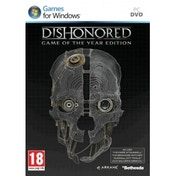 Dishonored Game Of The Year (GOTY) PC CD Key Download for Steam