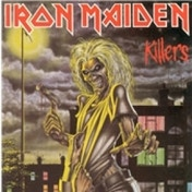 Iron Maiden Killers CD