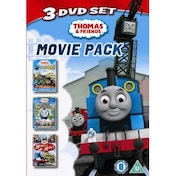 Thomas And Friends 65th Anniversary Gift Box DVD