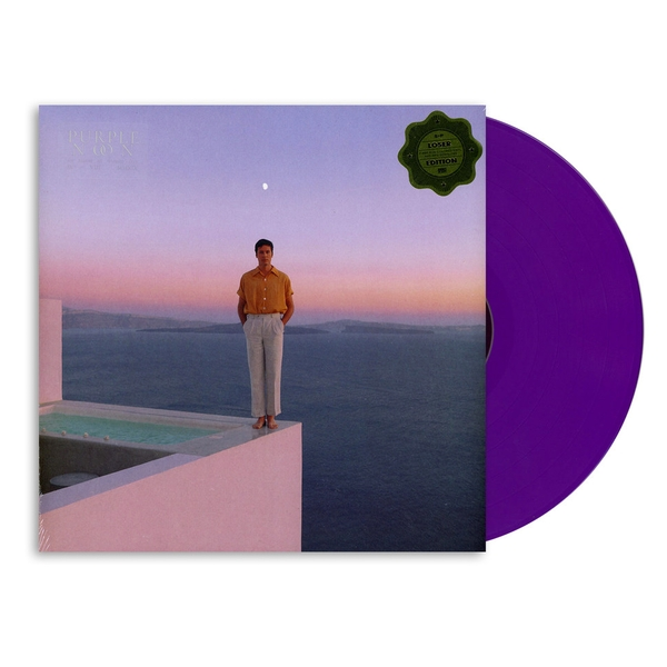 Washed Out - Purple Noon Purple Vinyl