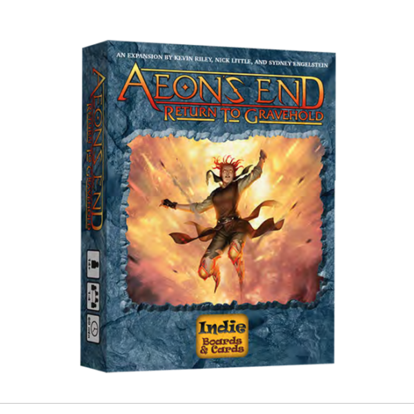 Aeon's End: Return to Gravehold Expansion Board Game