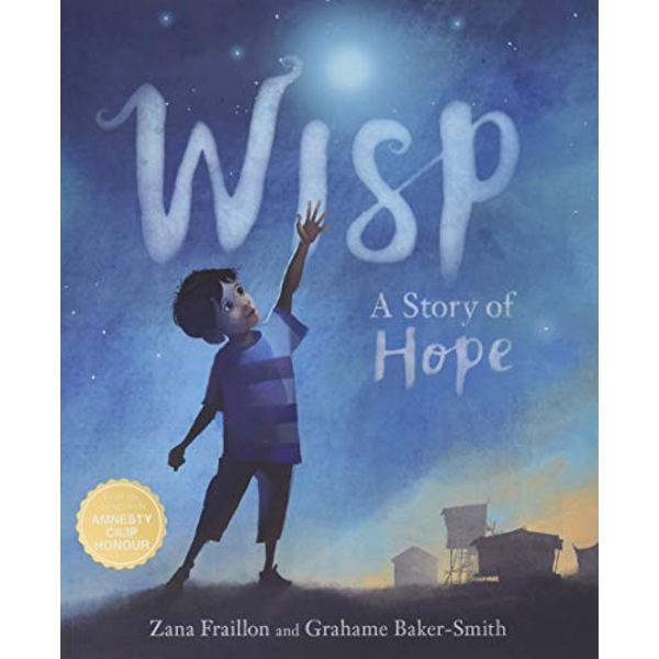 Wisp A Story of Hope Paperback / softback 2019