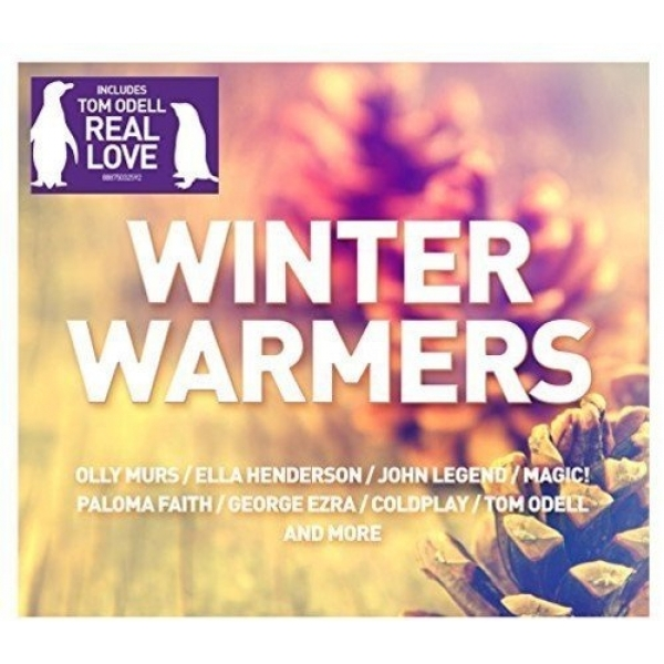 Various Artists - Winter Warmers CD