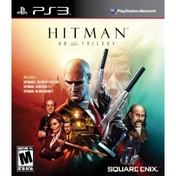 Hitman HD Trilogy Game PS3 (#)