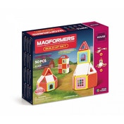Magformers Build up Set (50 Piece)