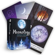 Moonology Oracle Cards: A 44-Card Deck and Guidebook Cards - 25 Sept. 2018