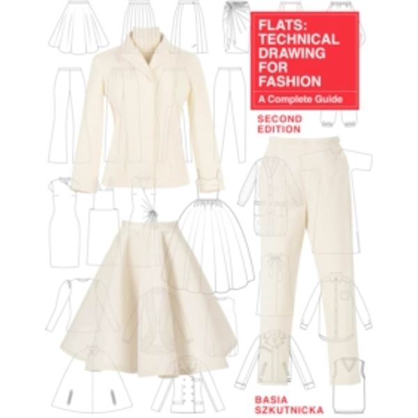 Technical Drawing for Fashion : A Complete Guide