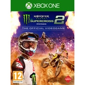 Ex-Display Monster Energy Supercross 2 Xbox One Game Used - Like New