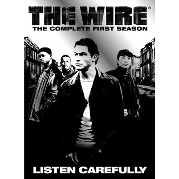 The Wire : Complete HBO Season 1 [DVD] [DVD] (2005) Dominic West; John Doman