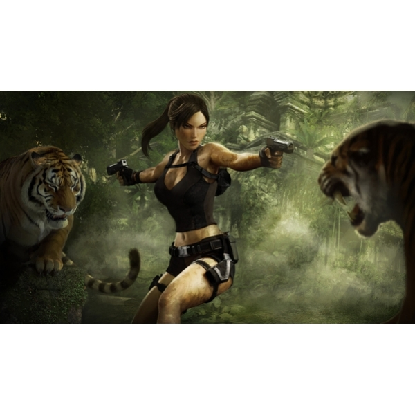 Tomb Raider HD Trilogy Game PS3 - Image 2