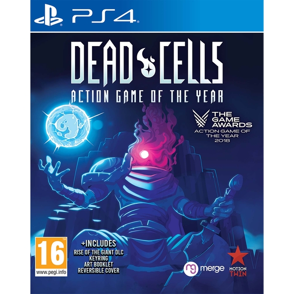 Dead Cells Action Game of the Year PS4 Game