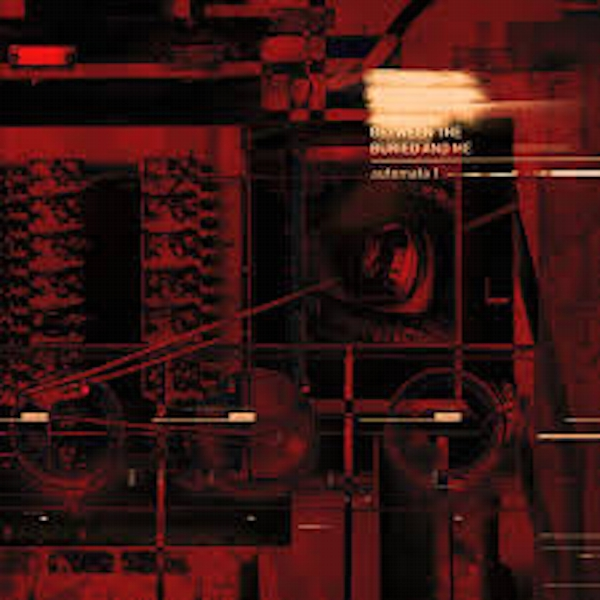 Between The Buried And Me – Automata I Limited Edition Red Transparent Vinyl