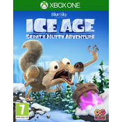 Ice Age Scrat's Nutty Adventure Xbox One Game
