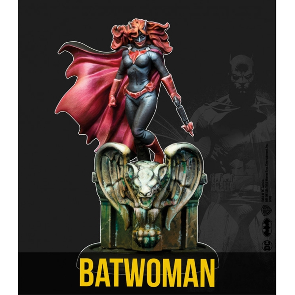 Batwoman: Batman Miniature Board Game