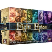 Eight Epics Dice Game