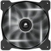 Corsair Air Series AF140 LED White Quiet Edition High Airflow 140mm Fan Single Fan