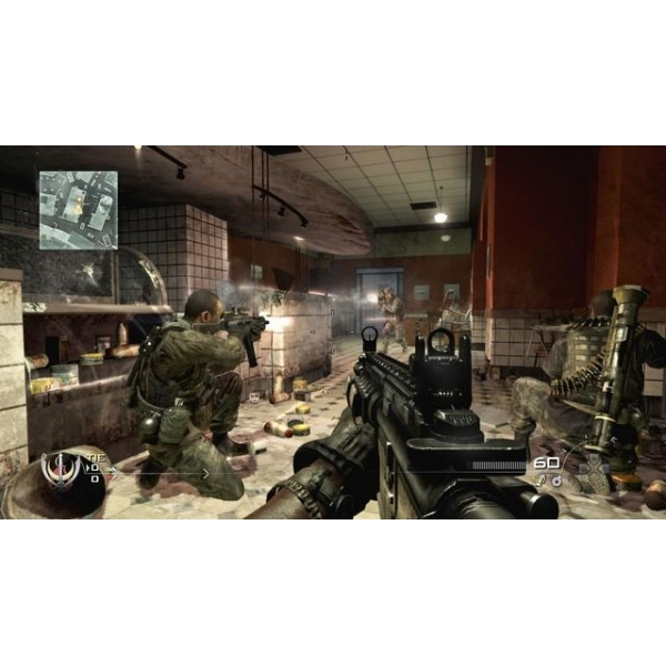 Call Of Duty 6 Modern Warfare 2 Game (Platinum) PS3 - Image 2