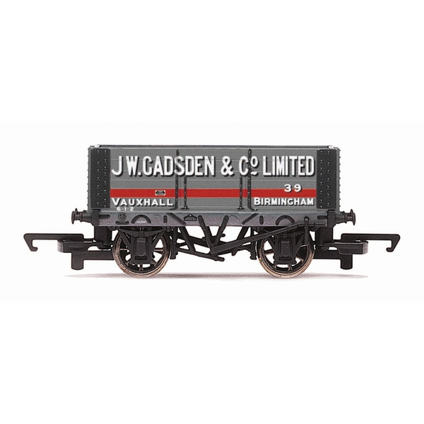 Hornby 6 Plank Wagon J W Gadsden 39 Era 3 Model Train