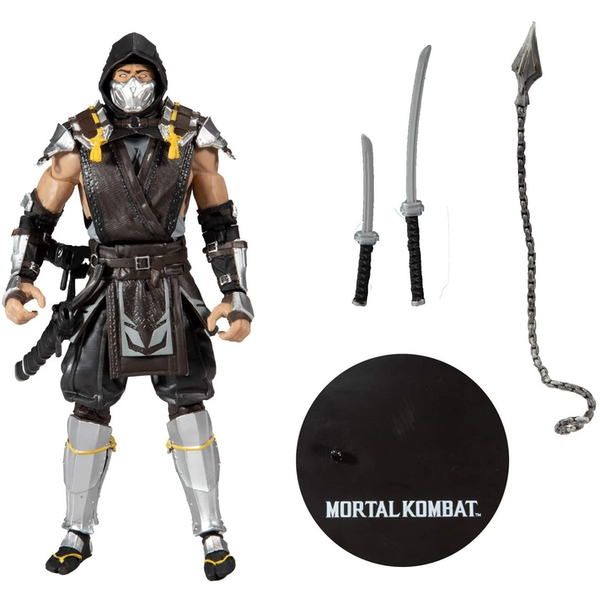 Mortal Kombat Action Figure Scorpion  (In The Shadows Variant)
