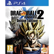 DragonBall Xenoverse 2 Deluxe Edition PS4 Game