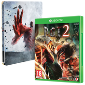 Attack On Titan 2 (A.O.T) Xbox One Game + Steelbook