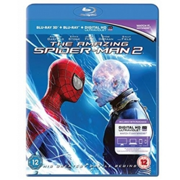 Amazing Spider-Man 2 3D Blu-ray & UV Copy - Image 1
