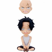 Cry Heart Thanks for the Love Ace Kid (One Piece) Vol 1 Figure