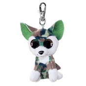 Lumo Stars Mini Keyring - Wolfy Woody Plush Toy