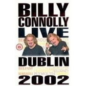 Billy Connolly - Live In Dublin 2002 DVD
