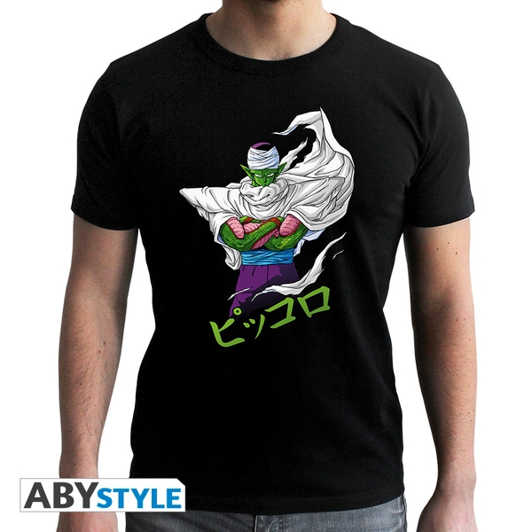 Dragon Ball - Dbz/ Piccolo Men's Medium T-Shirt - Black